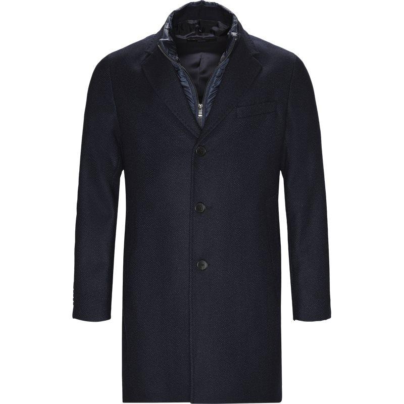 hugo boss – Hugo boss - nadim4 wool coat fra kaufmann.dk