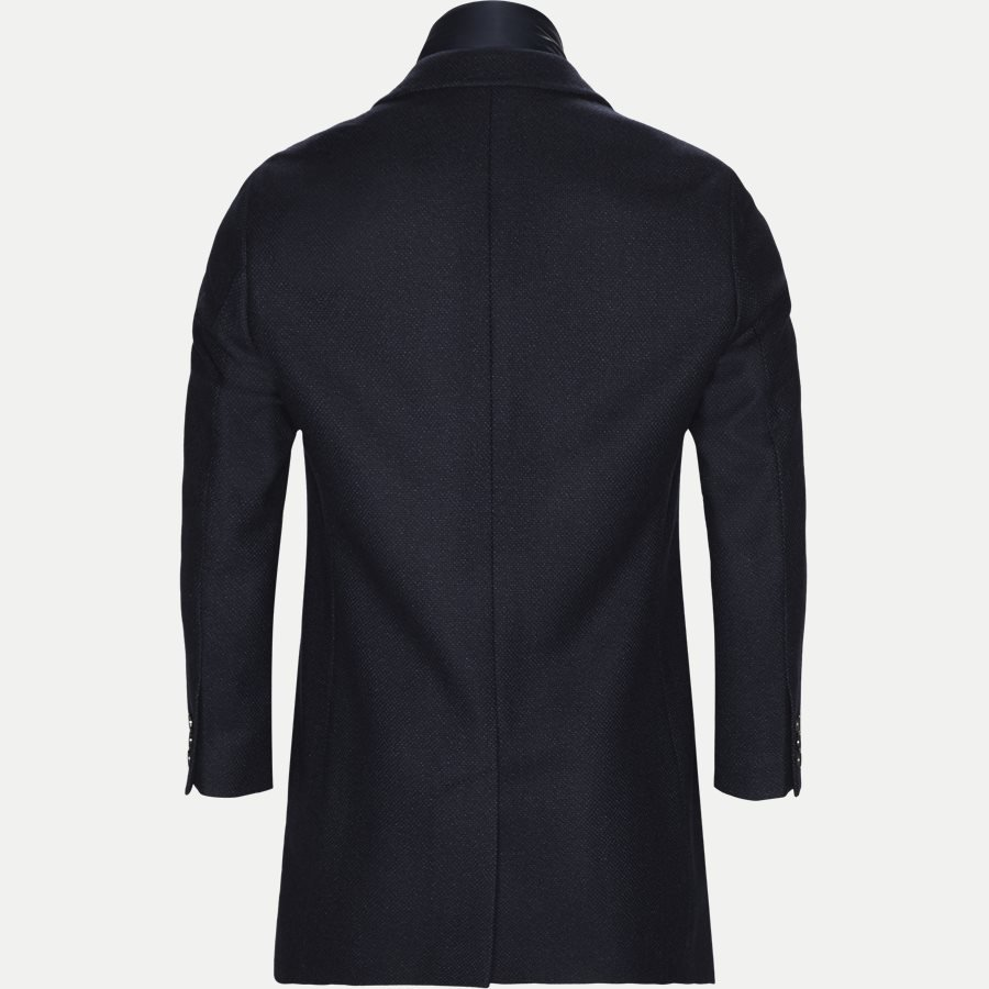 50395995 NADIM4 - Nadim4 Wool Coat - Jakker - Slim - NAVY - 2