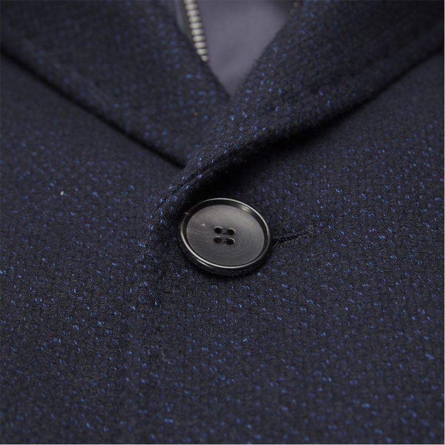 50395995 NADIM4 - Nadim4 Wool Coat - Jakker - Slim - NAVY - 4