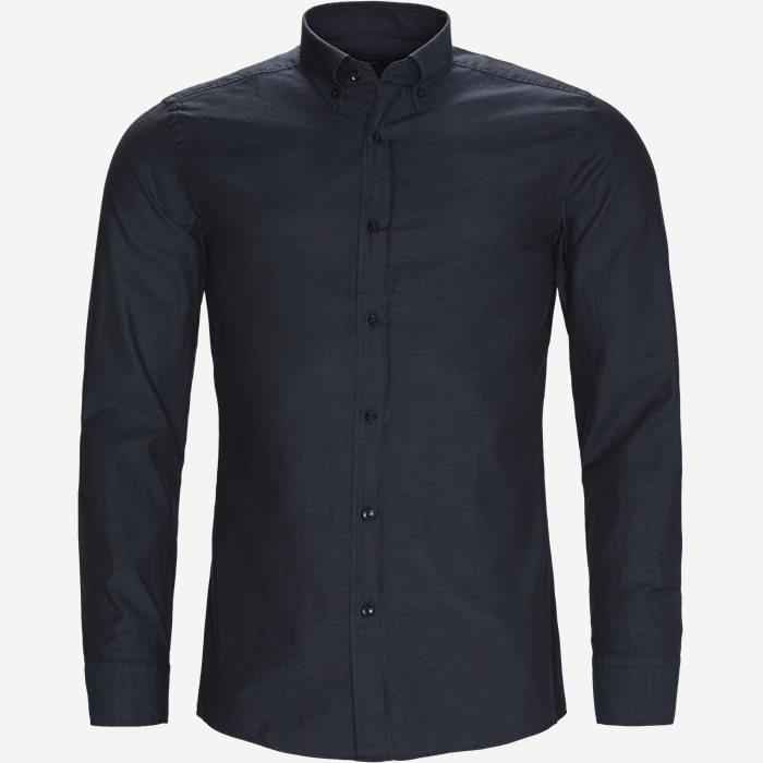 Joachim Skjorte - Skjorter - Slim - Blå