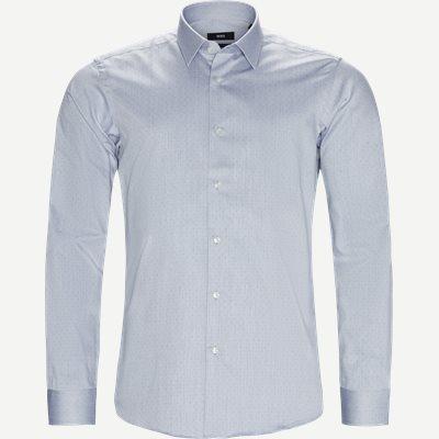 Eliott Travel Skjorte Regular | Eliott Travel Skjorte | Blå