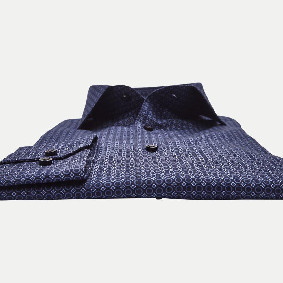 50395742 GORDON - Gordon Skjorte - Skjorter - Regular - NAVY - 5
