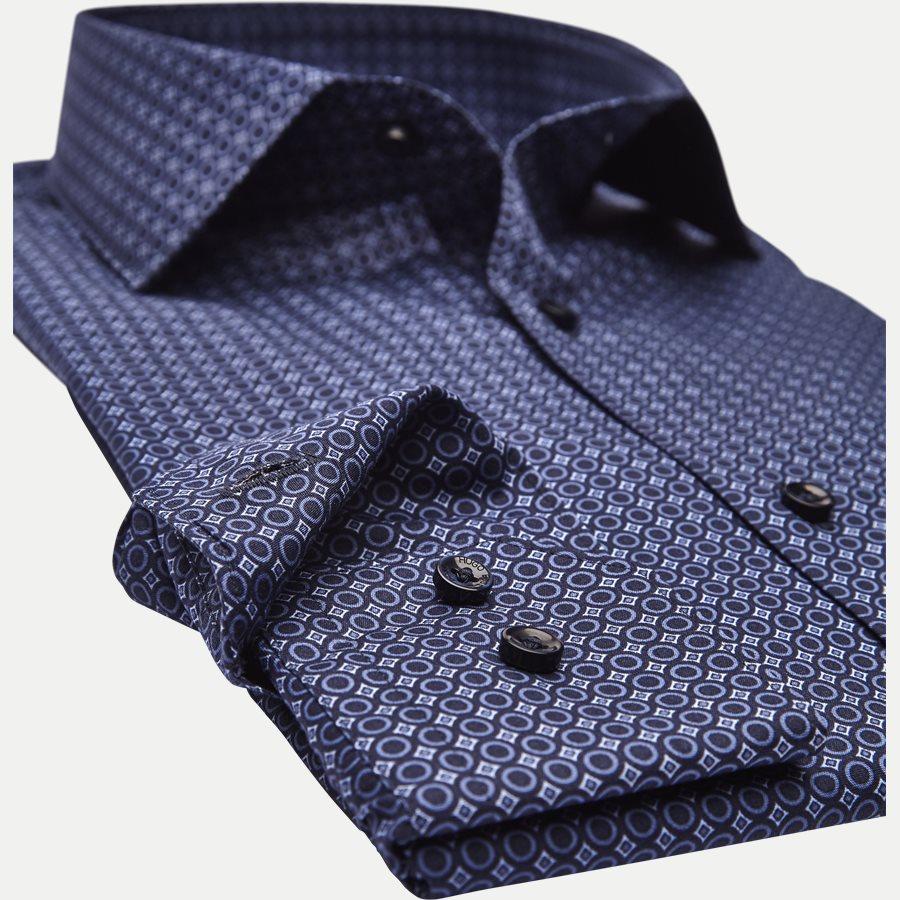 50395742 GORDON - Gordon Skjorte - Skjorter - Regular - NAVY - 6