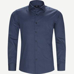 Gordon Skjorte Regular | Gordon Skjorte | Blå