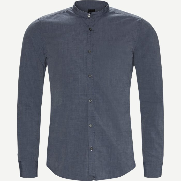 Rolfo Skjorte - Skjorter - Slim - Blå