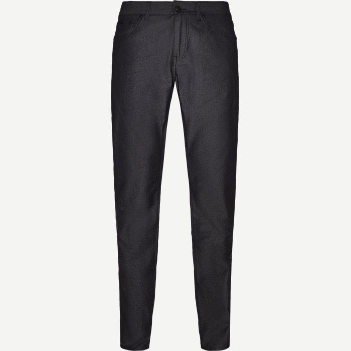 Jeans - Regular - Schwarz