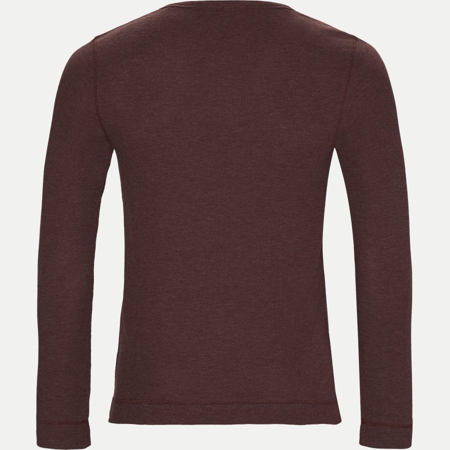 50378288 TRIX - Trix Langærmet T-shirt - T-shirts - Slim - BORDEAUX - 2