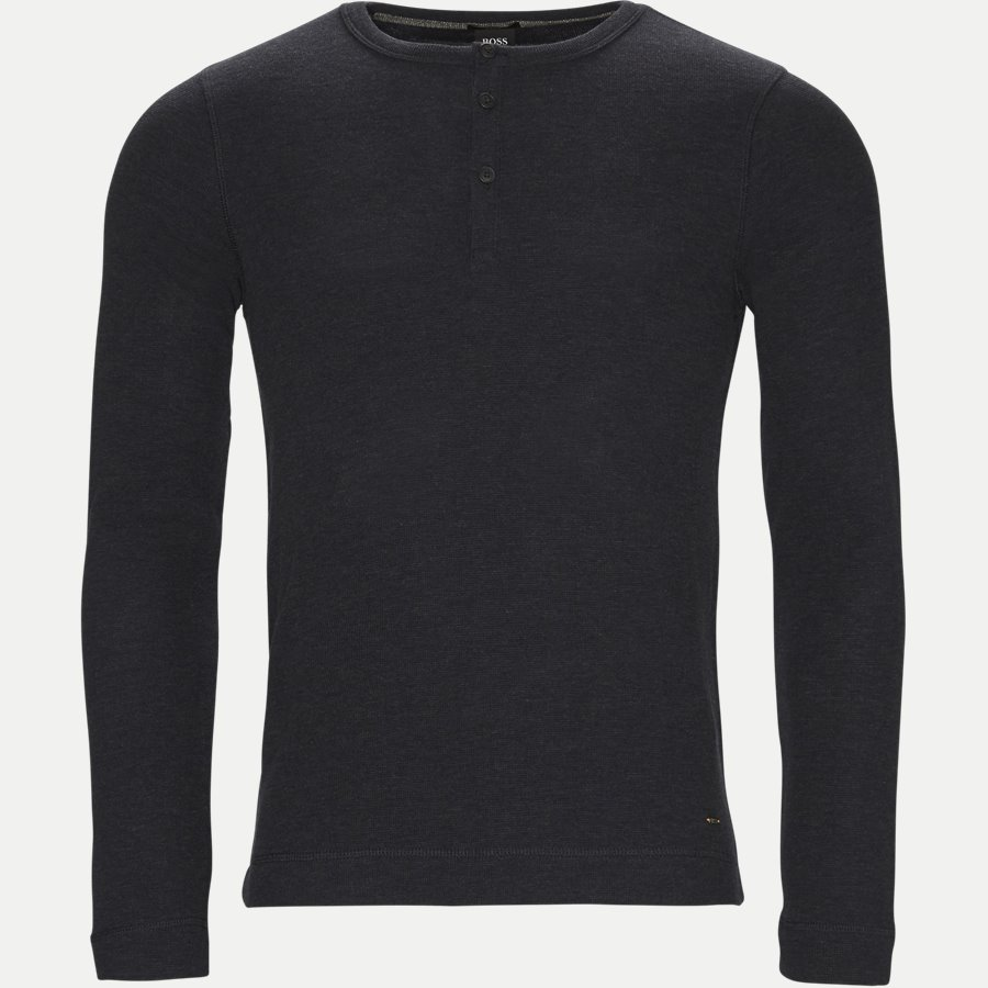 50378288 TRIX - Trix Langærmet T-shirt - T-shirts - Slim - NAVY - 1