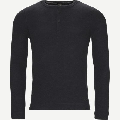 Trix Langærmet T-shirt Slim | Trix Langærmet T-shirt | Blå