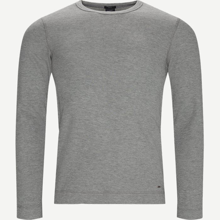 Tempest T-shirt - T-shirts - Slim - Grå