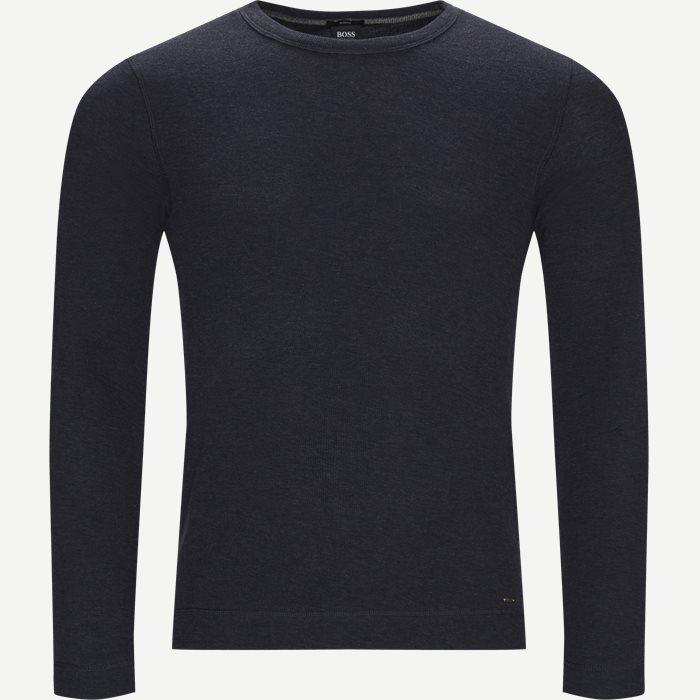 Tempest T-shirt - T-shirts - Slim - Blå