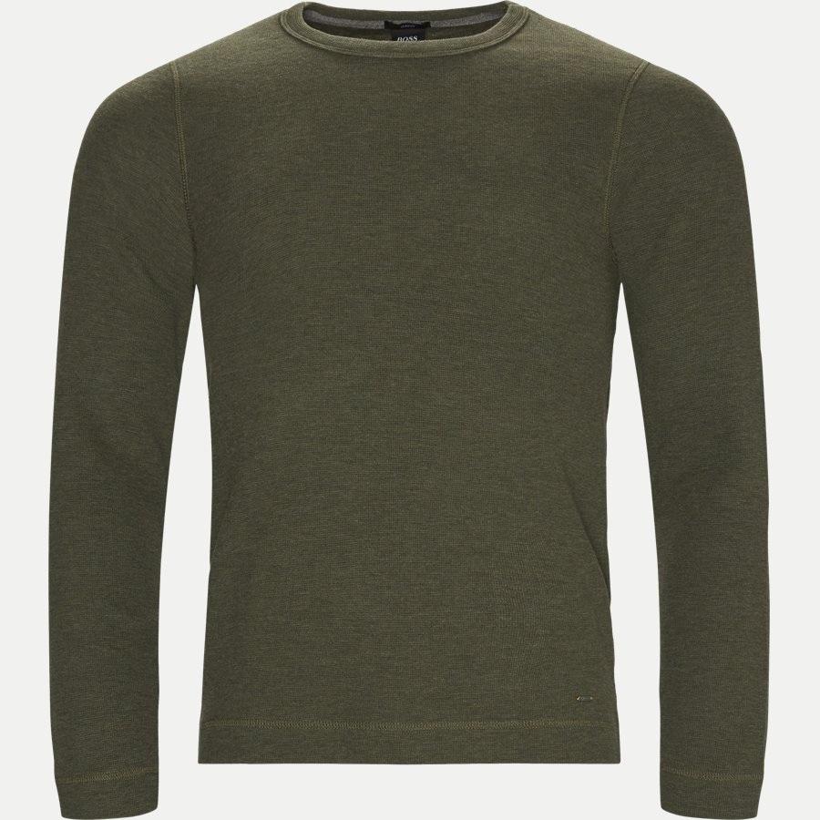 50378314 TEMPEST - Tempest T-shirt - T-shirts - Slim - OLIVEN - 1