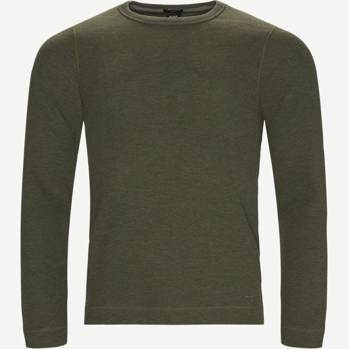 Tempest T-shirt - T-shirts - Slim - Army
