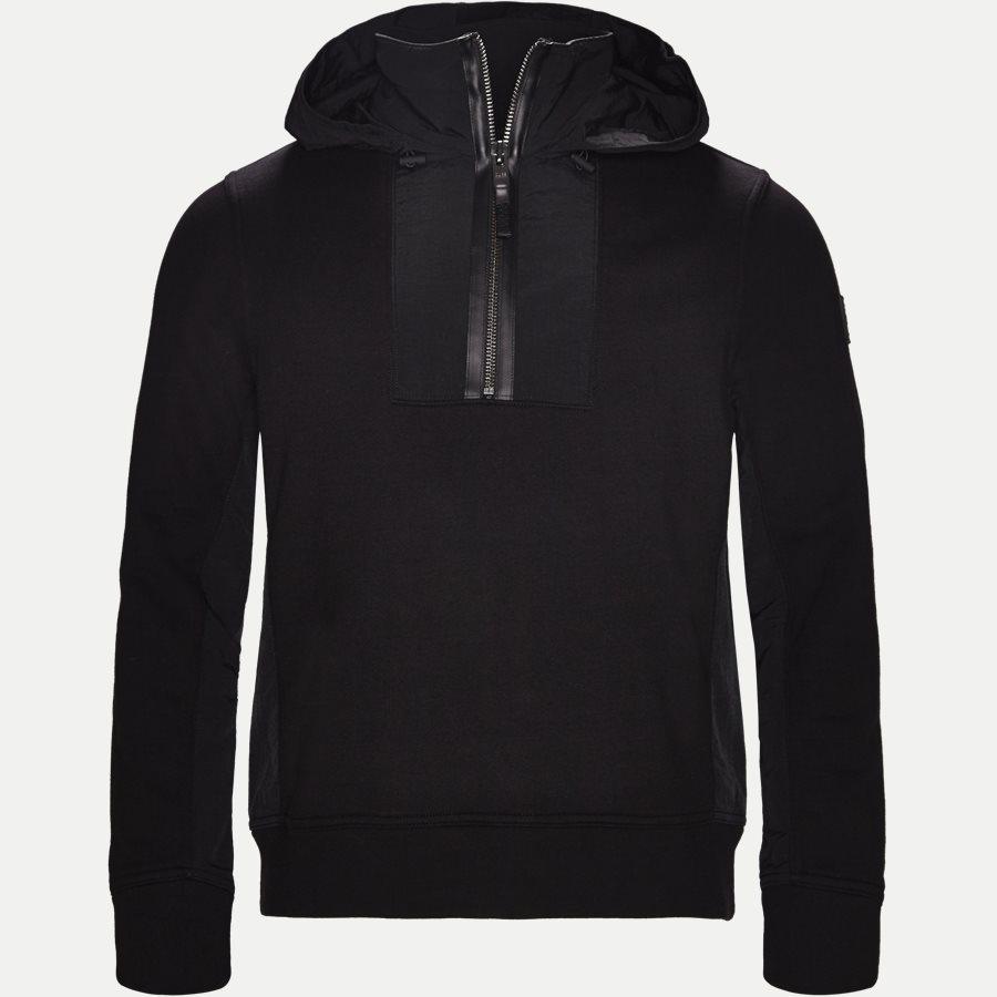 50393776 ZIGHTER - Zighter Sweatshirt - Sweatshirts - Regular - SORT - 1