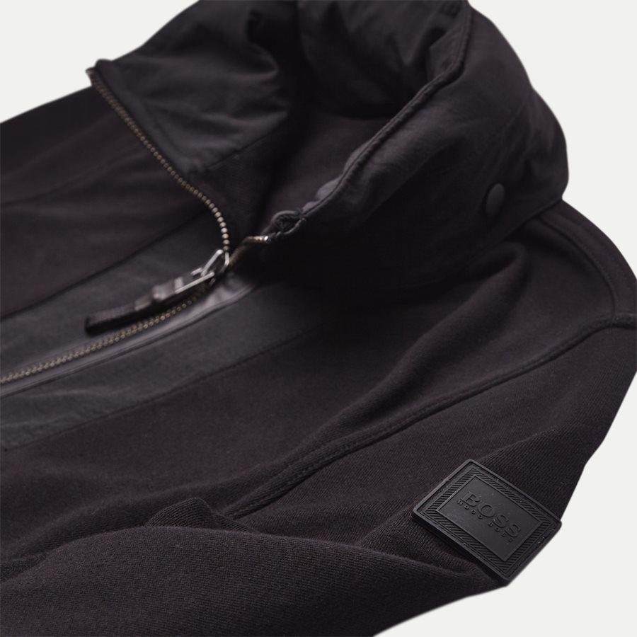 50393776 ZIGHTER - Zighter Sweatshirt - Sweatshirts - Regular - SORT - 5