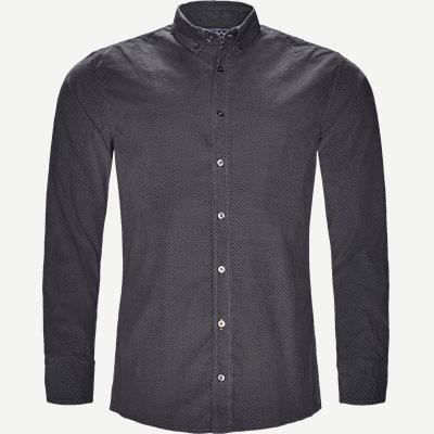 Mabsoot Skjorte Slim | Mabsoot Skjorte | Grå
