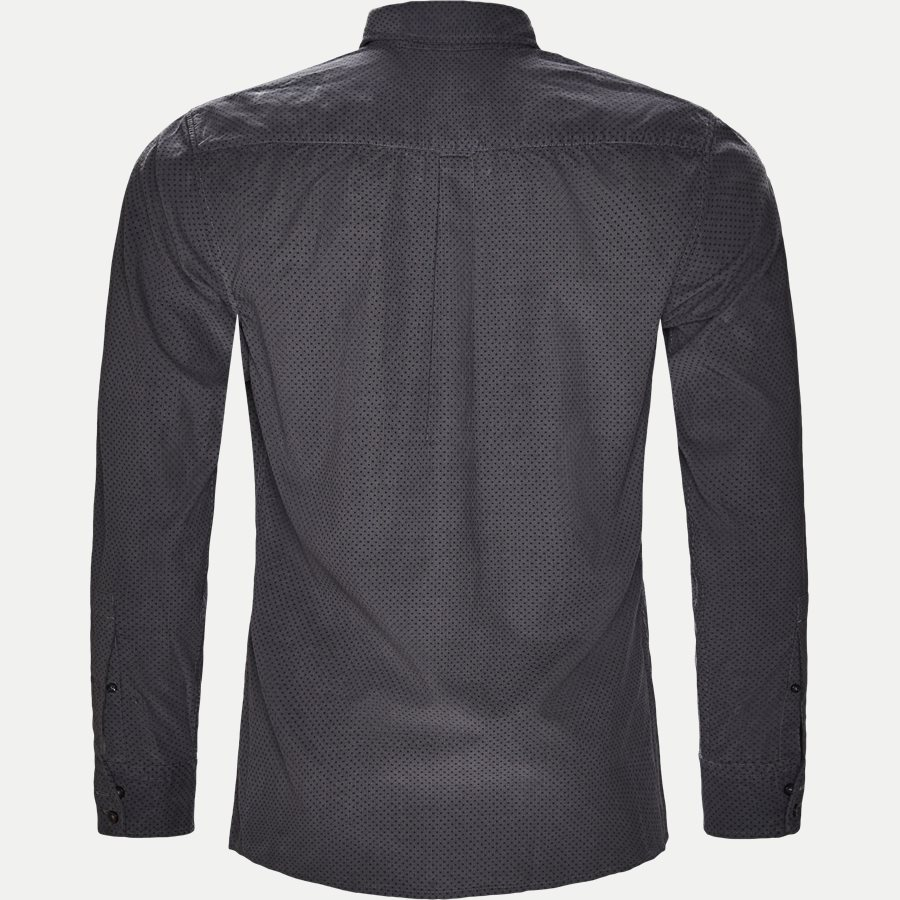50392303 MABSOOT - Mabsoot Skjorte - Skjorter - Slim - GRÅ - 2