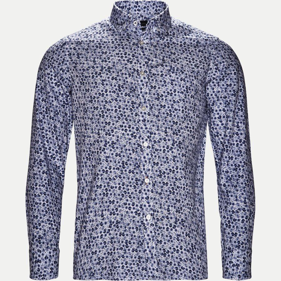 50393095 RELEGENT - Relegent Skjorte - Skjorter - Regular - BLÅ - 1