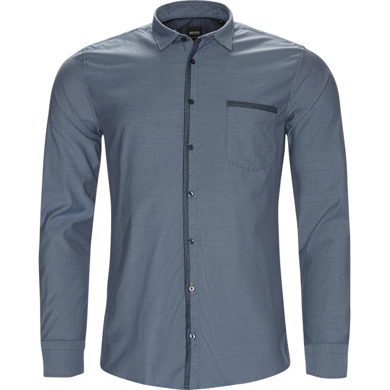 Hugo Boss Orange - Magenton Skjorte