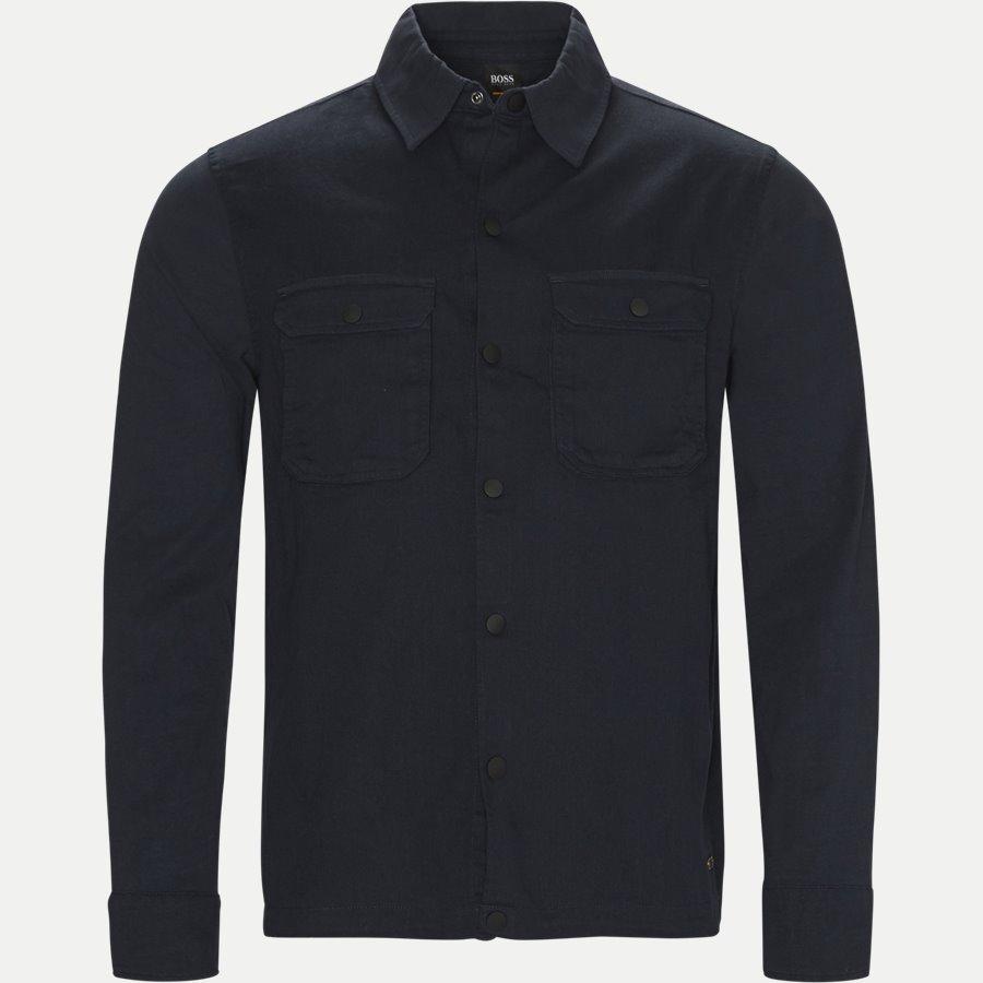 50393601 PACKWAY - Packway Skjorte - Skjorter - Regular - NAVY - 1