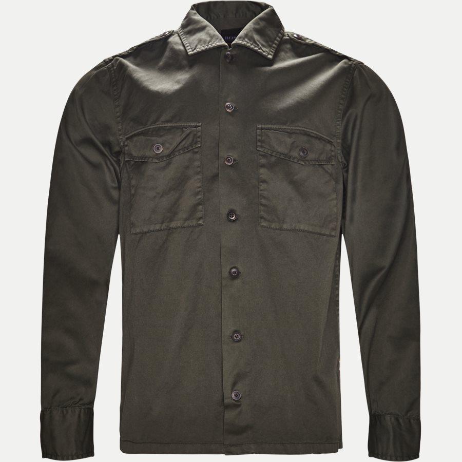 50392260 LOVEL - Lovel Skjorte - Skjorter - Regular - OLIVEN - 1