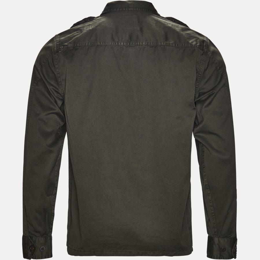 50392260 LOVEL - Lovel Skjorte - Skjorter - Regular - OLIVEN - 2