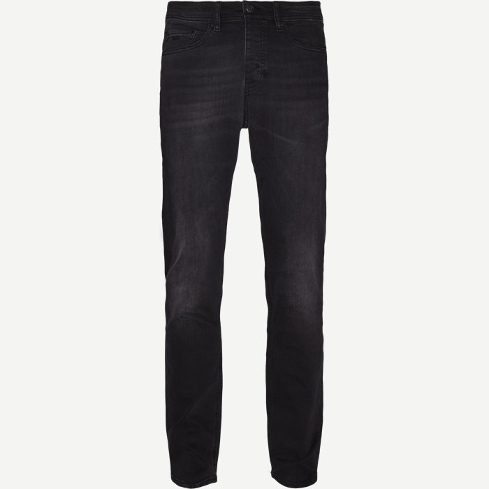 Jeans - Tapered fit - Grå