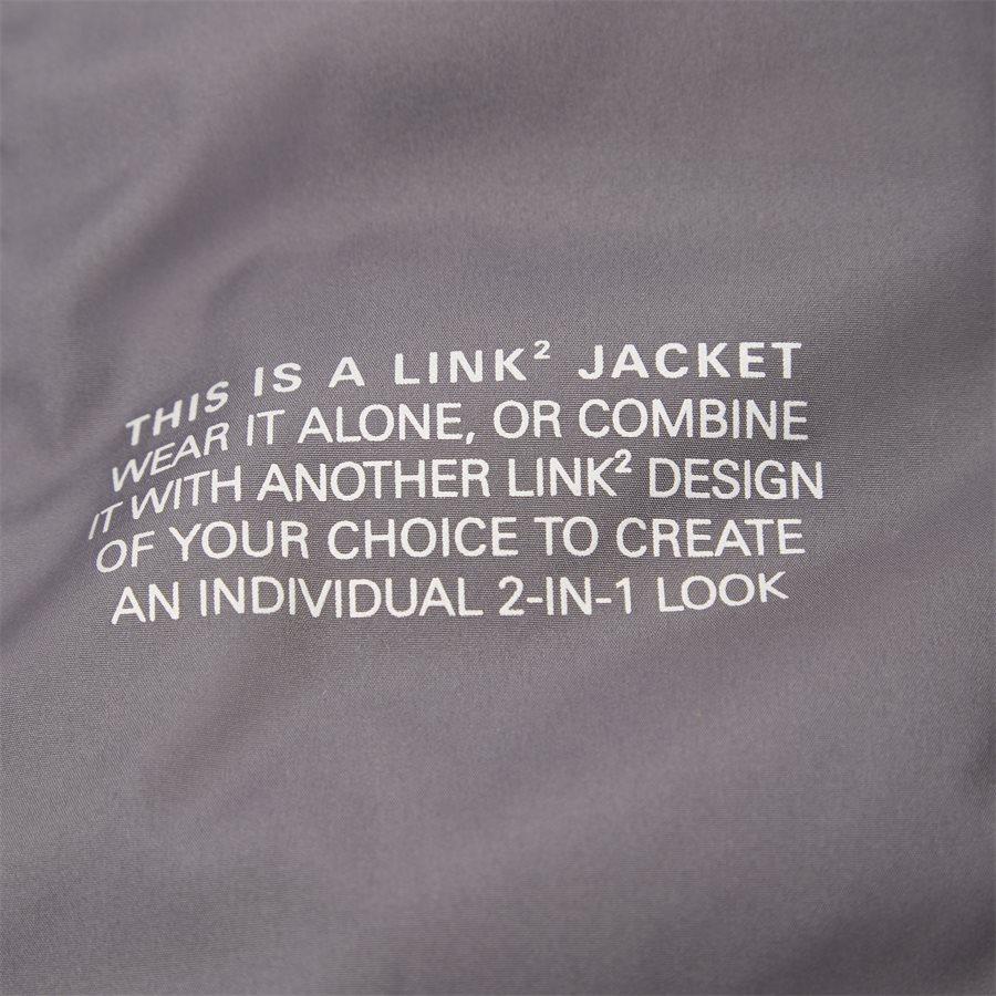 50392624 JEI - Jei Dunjakke - Jakker - Regular - SORT - 14
