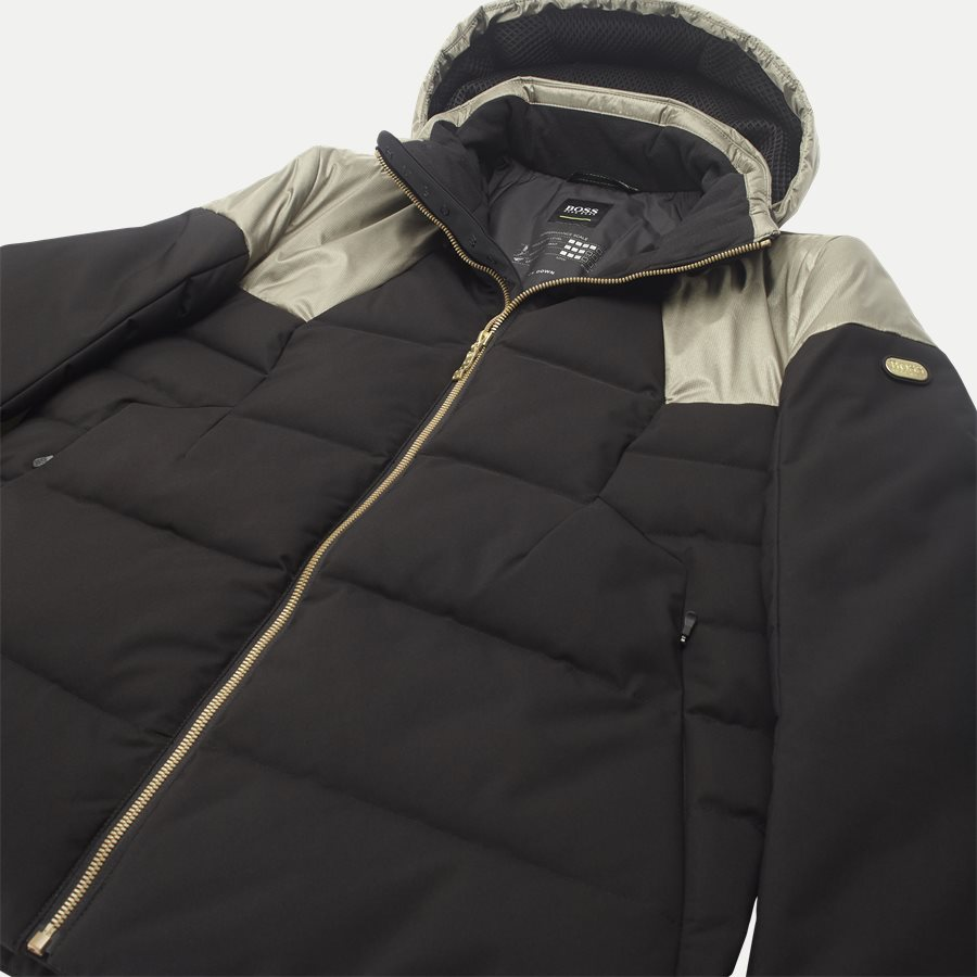 50392681 JEIKO - Gold Capsule Jeiko Down Jacket - Jakker - Regular - SORT - 8