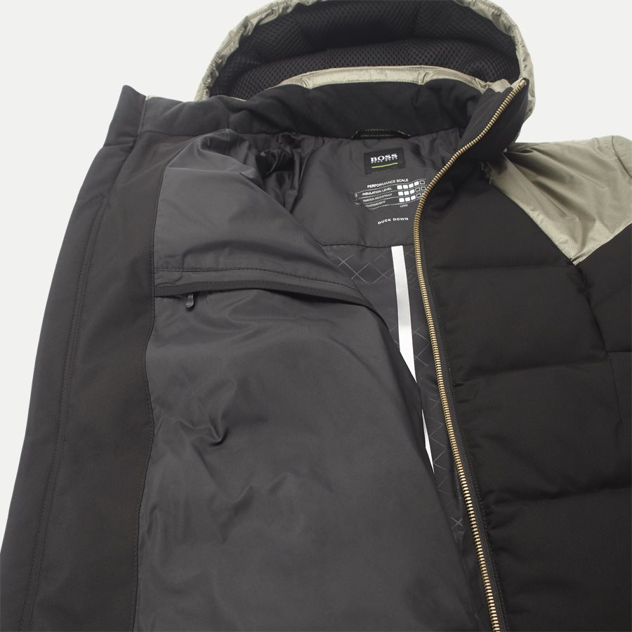 50392681 JEIKO - Gold Capsule Jeiko Down Jacket - Jakker - Regular - SORT - 12