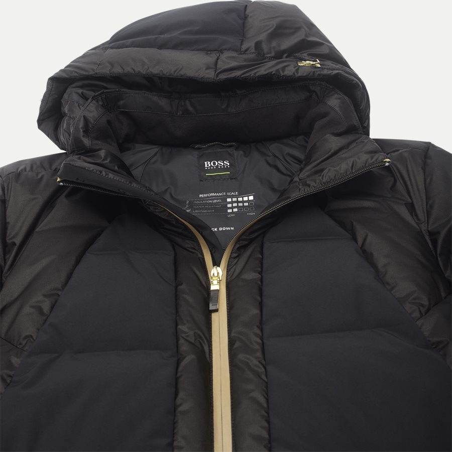 50392944 JUBER 3D - Gold Capsule Juber Down Jacket - Jakker - Regular - SORT - 5