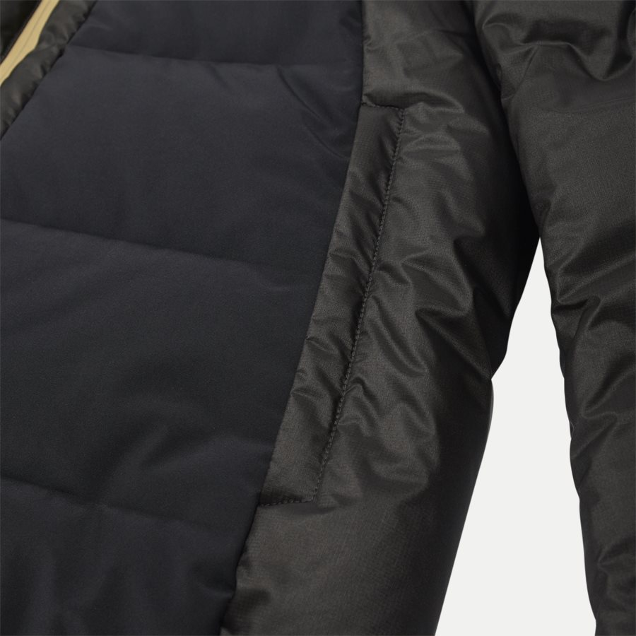 50392944 JUBER 3D - Gold Capsule Juber Down Jacket - Jakker - Regular - SORT - 8