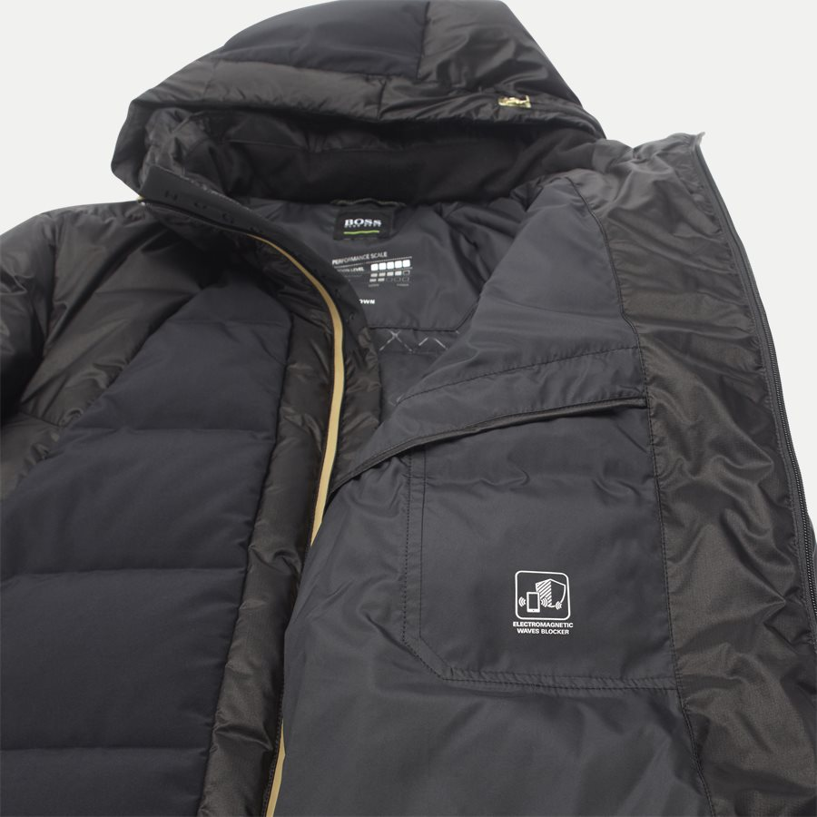50392944 JUBER 3D - Gold Capsule Juber Down Jacket - Jakker - Regular - SORT - 11