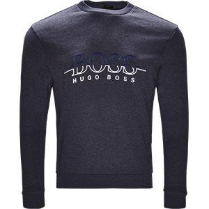 Salbon Sweatshirt Slim | Salbon Sweatshirt | Denim