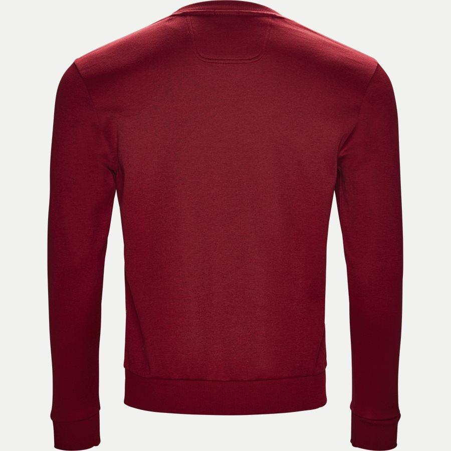 50387162 SALBO - Salbon Sweatshirt - Sweatshirts - Slim - RØD - 2