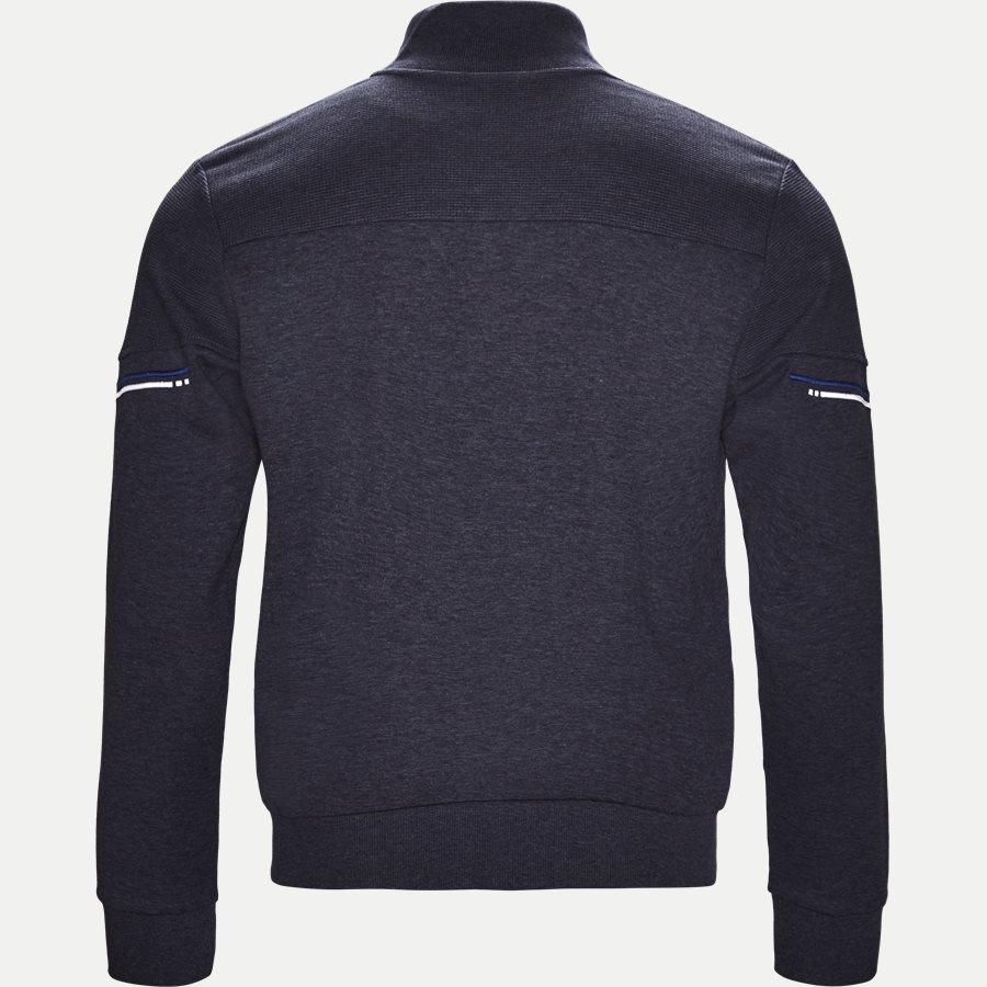 50387136 SKAZ - Skaz Zip Sweatshirt - Sweatshirts - Regular - DENIM - 2