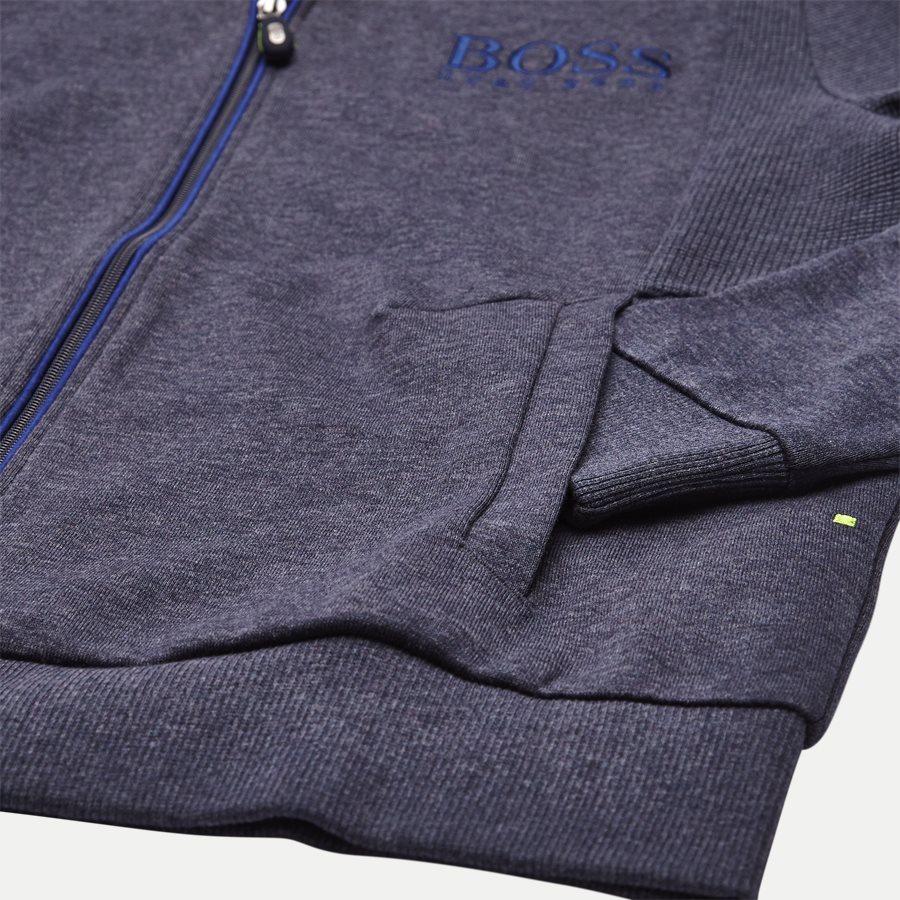50387136 SKAZ - Skaz Zip Sweatshirt - Sweatshirts - Regular - DENIM - 4