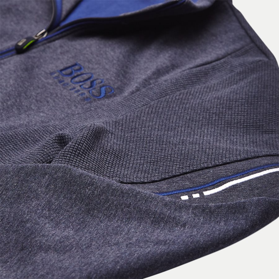 50387136 SKAZ - Skaz Zip Sweatshirt - Sweatshirts - Regular - DENIM - 5