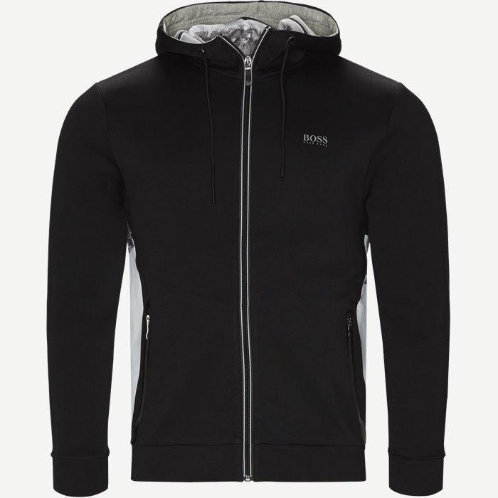 Saggy2 Sweatshirt - Sweatshirts - Regular - Sort
