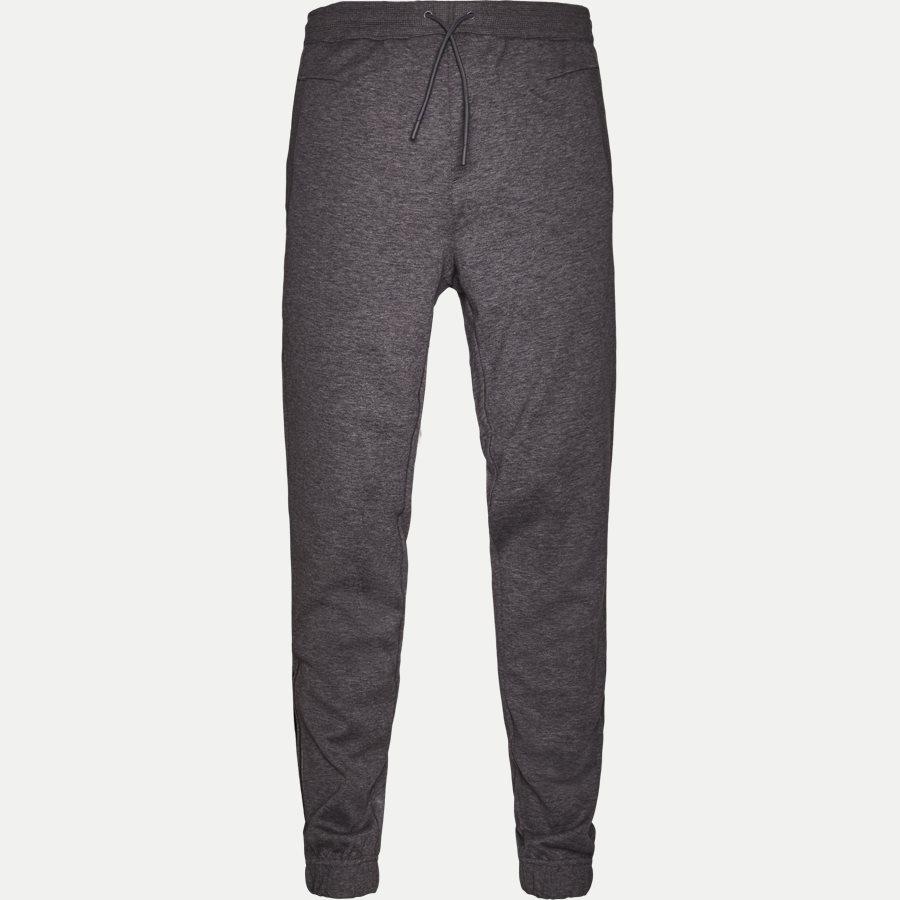50387167 HADIKO - Hadiko Sweatpants - Bukser - Regular - GRÅ - 1