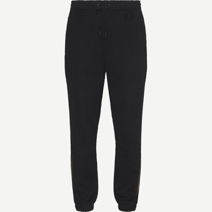 Hadiko Sweatpants - Bukser - Regular - Sort