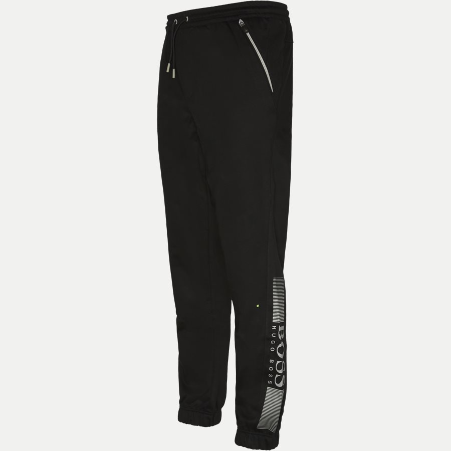 50389049 HL-TECH - HL-Tech Sweatpants - Bukser - Slim - SORT - 4