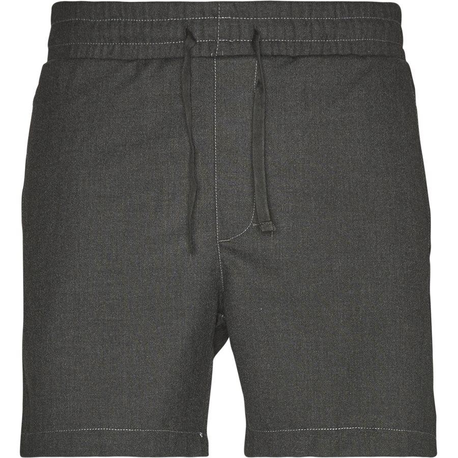 ALFRED BISTRETCH SHORTS JJ506 - Alfred Bistretch Shorts - Shorts - Regular - ANTRASITE - 1