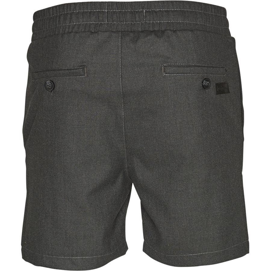 ALFRED BISTRETCH SHORTS JJ506 - Alfred Bistretch Shorts - Shorts - Regular - ANTRASITE - 2