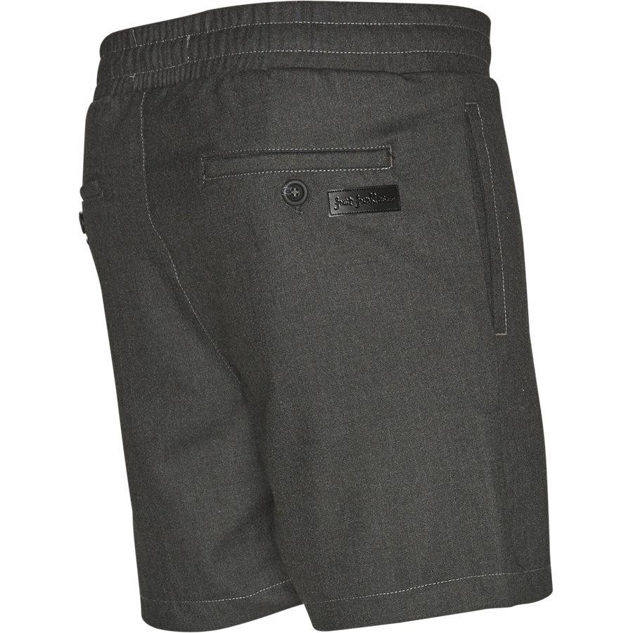 ALFRED BISTRETCH SHORTS JJ506 - Alfred Bistretch Shorts - Shorts - Regular - ANTRASITE - 3