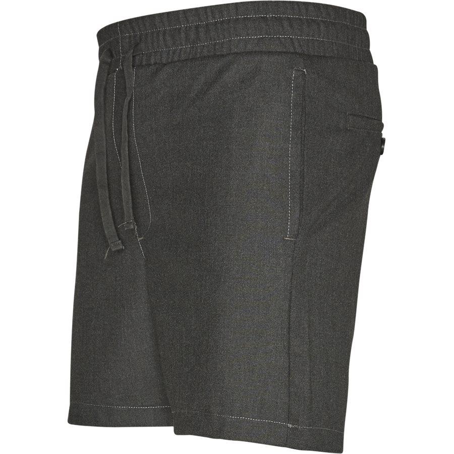 ALFRED BISTRETCH SHORTS JJ506 - Alfred Bistretch Shorts - Shorts - Regular - ANTRASITE - 4