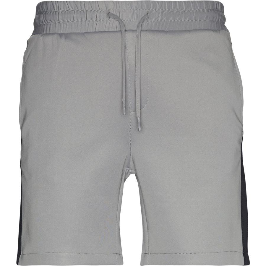 ALFRED TRACK SHORTS JJ504 - Alfred Track Shorts - Shorts - Regular - GRÅ/NAVY - 2