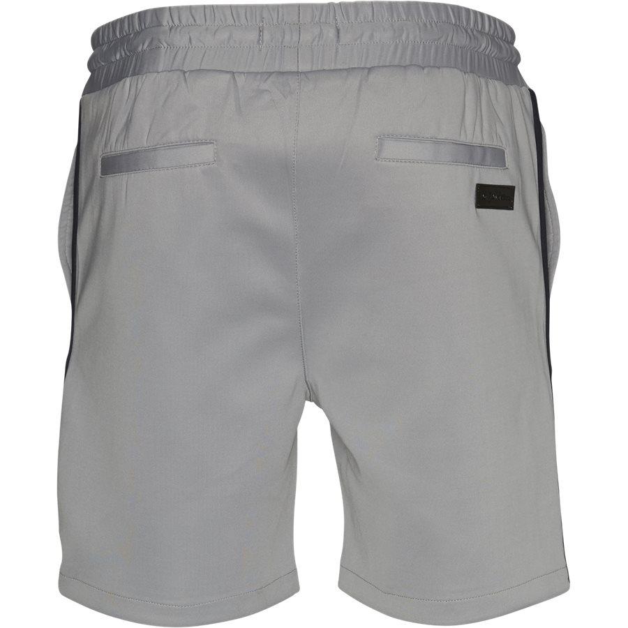 ALFRED TRACK SHORTS JJ504 - Alfred Track Shorts - Shorts - Regular - GRÅ/NAVY - 3