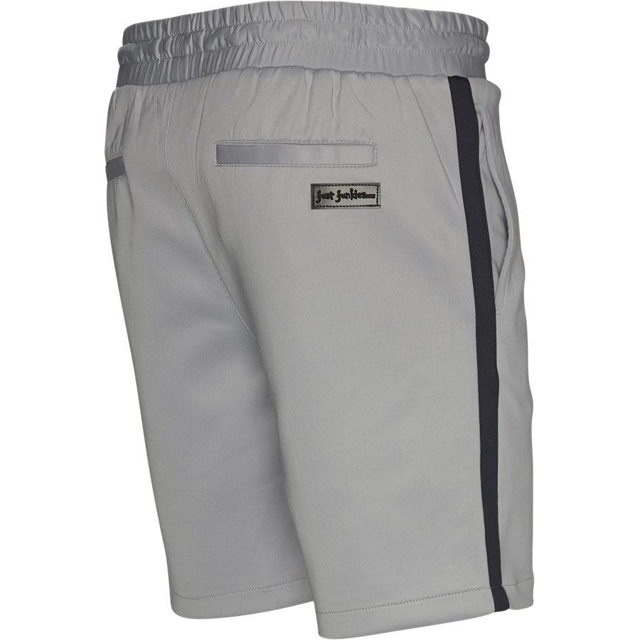 ALFRED TRACK SHORTS JJ504 - Alfred Track Shorts - Shorts - Regular - GRÅ/NAVY - 4
