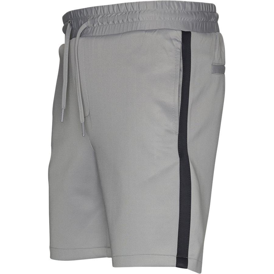 ALFRED TRACK SHORTS JJ504 - Alfred Track Shorts - Shorts - Regular - GRÅ/NAVY - 1